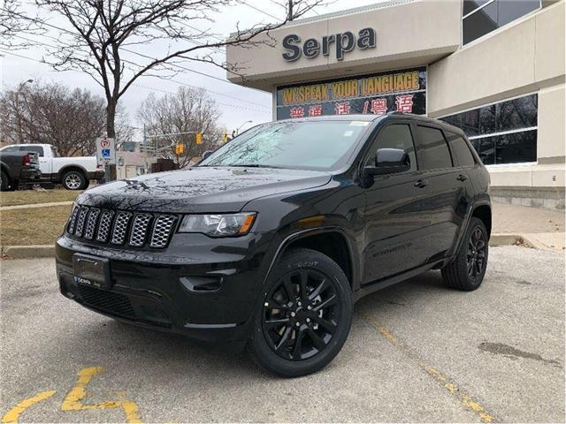 2018 Jeep Grand Cherokee Laredo (Stk: 184069) in Toronto - Image 1 of 20