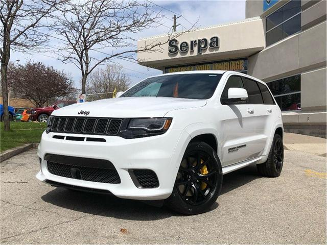 2018 Jeep Grand Cherokee Trackhawk (Stk: 184076) in Toronto - Image 1 of 21