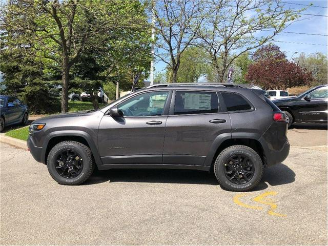 2019 Jeep Cherokee Trailhawk (Stk: 194006) in Toronto - Image 2 of 17