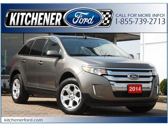 2014 Ford Edge SEL (Stk: 7D5540A) in Kitchener - Image 1 of 20