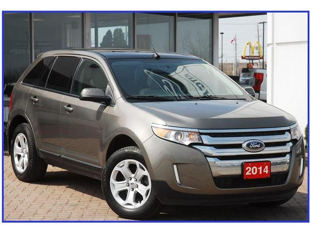 2014 Ford Edge SEL (Stk: 7D5540A) in Kitchener - Image 2 of 20