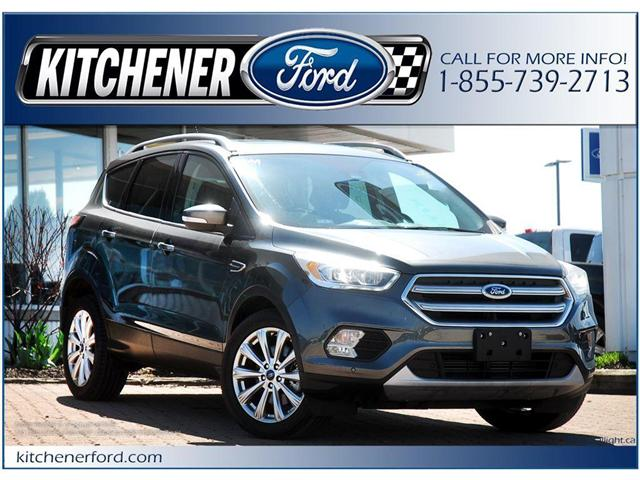 2017 Ford Escape Titanium (Stk: 144720) in Kitchener - Image 1 of 14