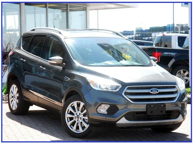 2017 Ford Escape Titanium (Stk: 144720) in Kitchener - Image 2 of 14