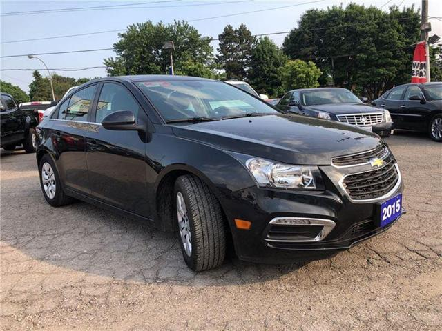 2015 Chevrolet Cruze LT- GM CERTIFIED PRE-OWNED - 1 OWNER TRADE (Stk: 183750A) in Markham - Image 6 of 21