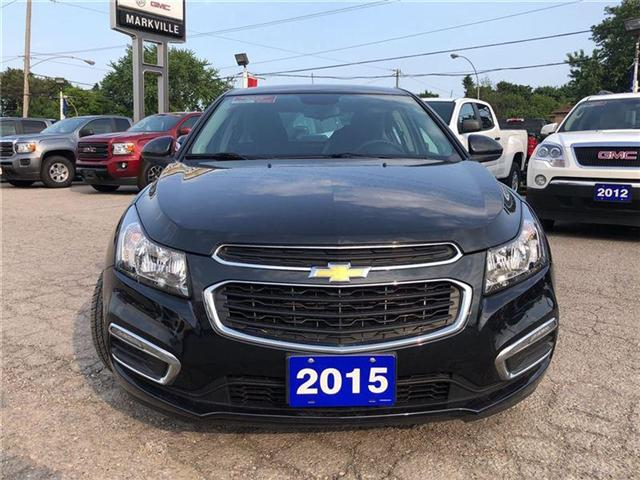 2015 Chevrolet Cruze LT- GM CERTIFIED PRE-OWNED - 1 OWNER TRADE (Stk: 183750A) in Markham - Image 7 of 21