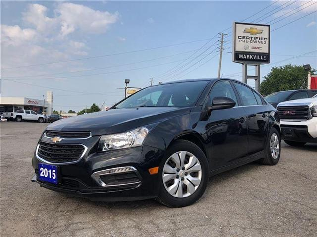 2015 Chevrolet Cruze LT- GM CERTIFIED PRE-OWNED - 1 OWNER TRADE (Stk: 183750A) in Markham - Image 8 of 21