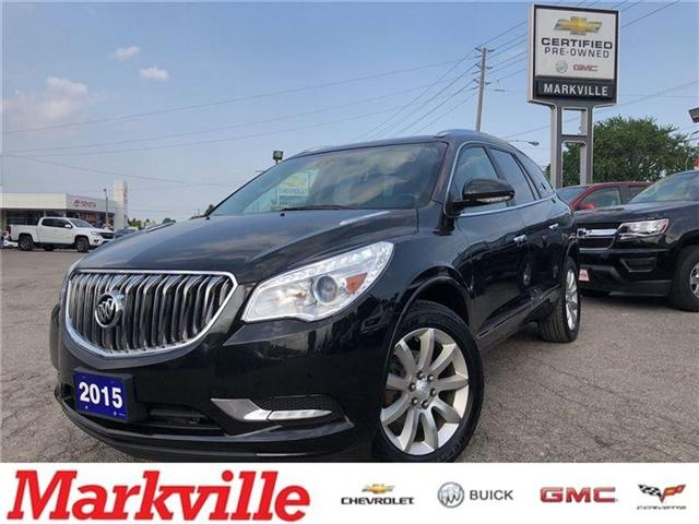 2015 Buick Enclave PREMIUM PKG-GM CERTIFIED PRE-OWNED- 1 OWNER! (Stk: 163632A) in Markham - Image 1 of 25