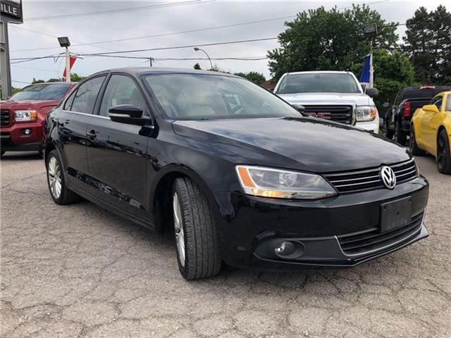 2012 Volkswagen Jetta HIGHLINE-MANUAL-CERTIFIED PRE-OWNED-1 OWNER (Stk: 585048A) in Markham - Image 5 of 17