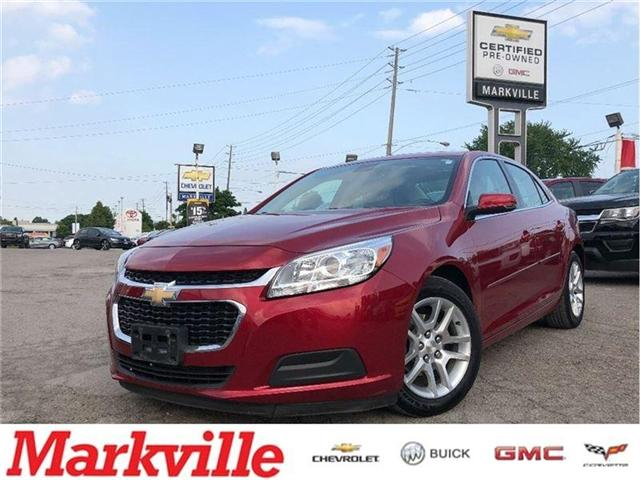 2014 Chevrolet Malibu LT-GM CERTIFIED PRE-OWNED-2SETS TIRES&RIMS-1 OWNER (Stk: 183201A) in Markham - Image 1 of 20