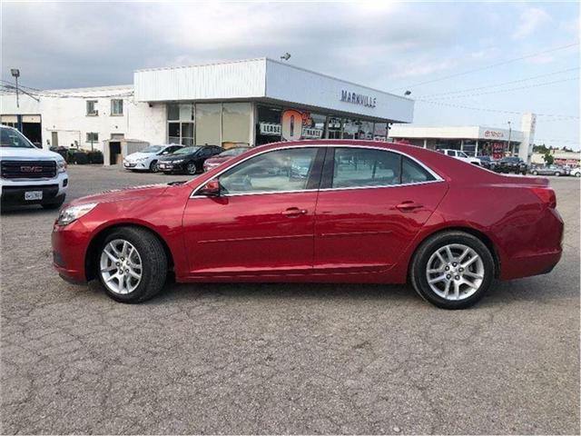 2014 Chevrolet Malibu LT-GM CERTIFIED PRE-OWNED-2SETS TIRES&RIMS-1 OWNER (Stk: 183201A) in Markham - Image 2 of 20