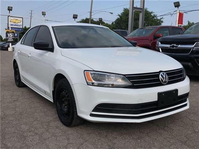2015 Volkswagen Jetta MANUAL-2 SETS OF TIRES-CERTIFIED PRE-OWNED-1 OWNER (Stk: 301503B) in Markham - Image 6 of 19