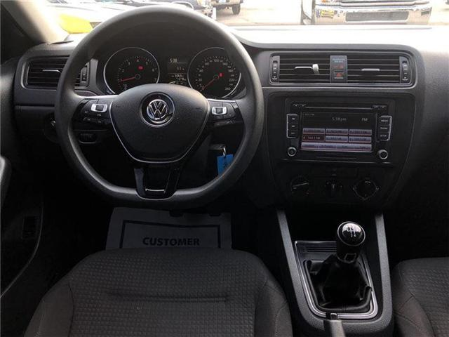 2015 Volkswagen Jetta MANUAL-2 SETS OF TIRES-CERTIFIED PRE-OWNED-1 OWNER (Stk: 301503B) in Markham - Image 10 of 19