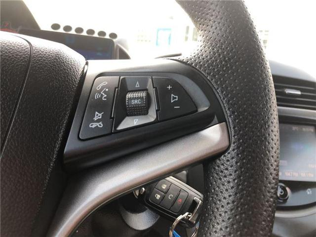 2014 Chevrolet Sonic LT-POWER SUNROOF-GM CERTIFIED PRE-OWNED-1 OWNER (Stk: P6212) in Markham - Image 14 of 22