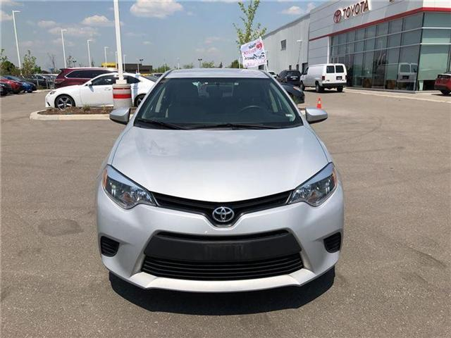 2014 Toyota Corolla  (Stk: D181828A) in Mississauga - Image 2 of 14