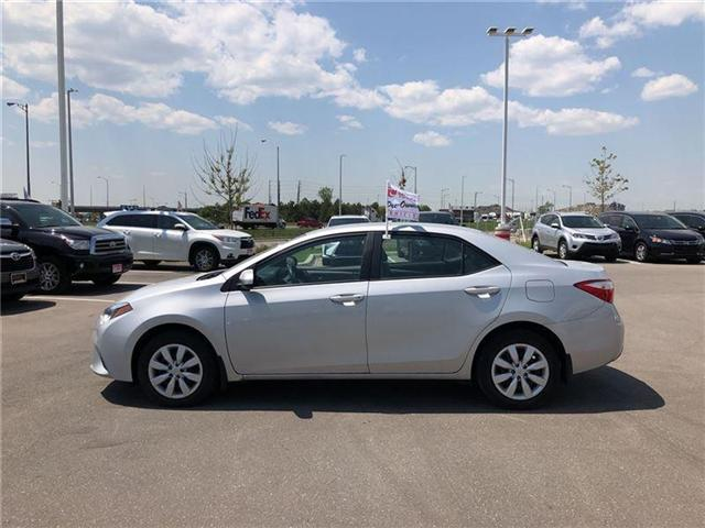 2014 Toyota Corolla  (Stk: D181828A) in Mississauga - Image 4 of 14