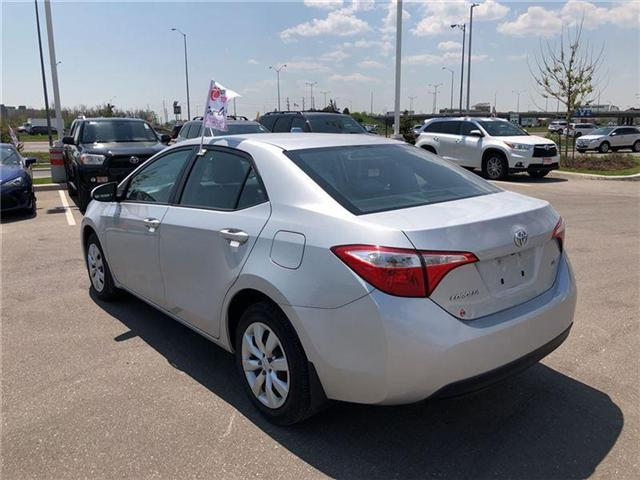 2014 Toyota Corolla  (Stk: D181828A) in Mississauga - Image 5 of 14