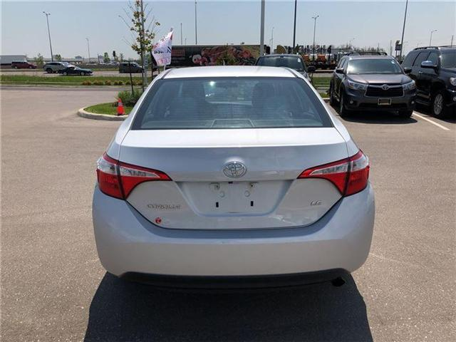 2014 Toyota Corolla  (Stk: D181828A) in Mississauga - Image 6 of 14