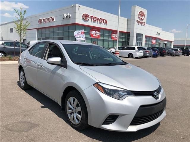 2014 Toyota Corolla  (Stk: D181828A) in Mississauga - Image 9 of 14