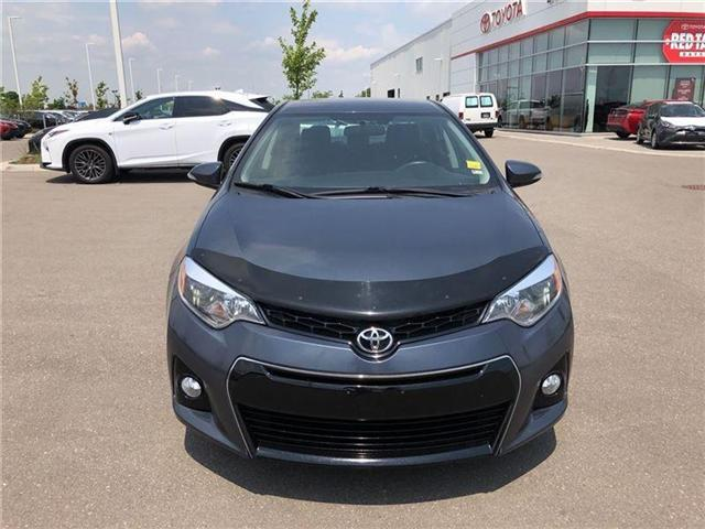 2015 Toyota Corolla  (Stk: D181724A) in Mississauga - Image 2 of 16