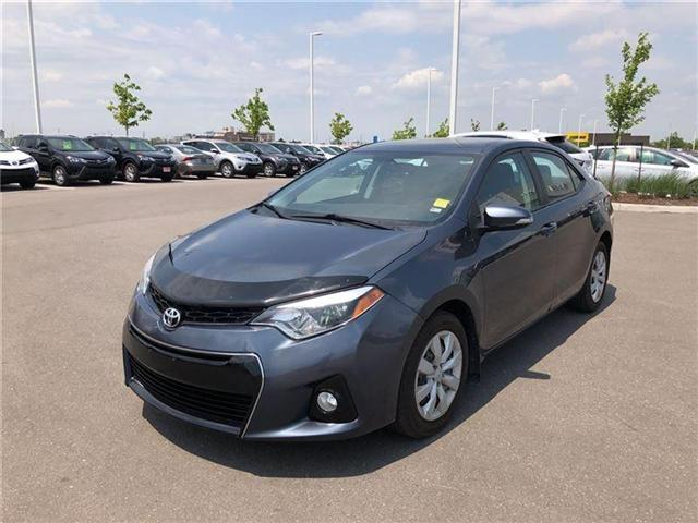 2015 Toyota Corolla  (Stk: D181724A) in Mississauga - Image 3 of 16