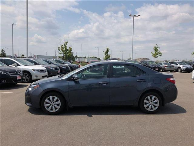 2015 Toyota Corolla  (Stk: D181724A) in Mississauga - Image 4 of 16