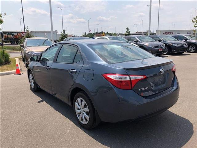 2015 Toyota Corolla  (Stk: D181724A) in Mississauga - Image 5 of 16