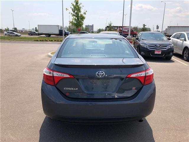 2015 Toyota Corolla  (Stk: D181724A) in Mississauga - Image 6 of 16
