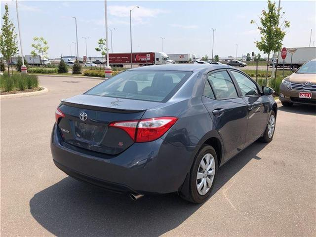 2015 Toyota Corolla  (Stk: D181724A) in Mississauga - Image 7 of 16