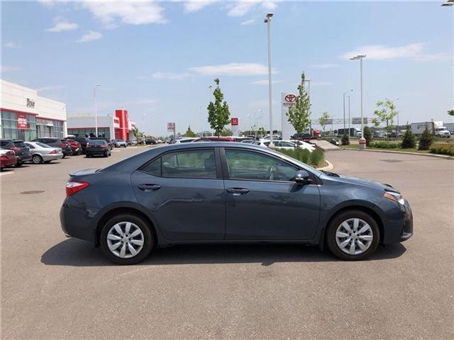 2015 Toyota Corolla  (Stk: D181724A) in Mississauga - Image 8 of 16
