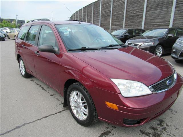 2006 Ford Focus ZXW (Stk: 15153AB) in Toronto - Image 1 of 12