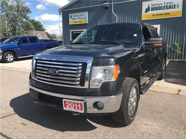 2011 Ford F-150  (Stk: 1FTFW1) in Belmont - Image 2 of 17