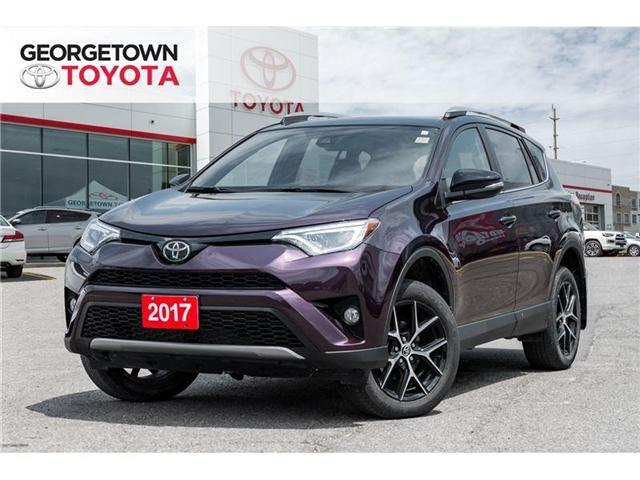 2017 Toyota RAV4 SE (Stk: 17-29710) in Georgetown - Image 1 of 20