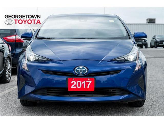 2017 Toyota Prius Hybrid|BACK UP CAMERA|BLUETOOTH|HEATED SEATS (Stk: 17-52167) in Georgetown - Image 2 of 20