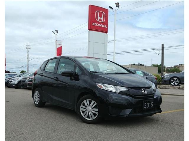 2015 Honda Fit LX (Stk: OE4173) in Hamilton - Image 1 of 1