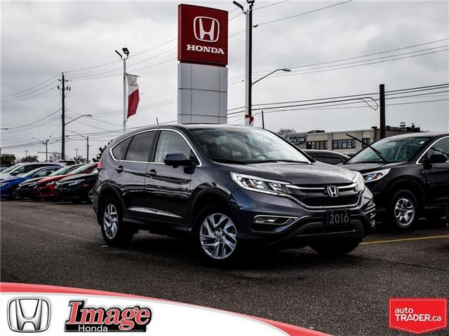 2016 Honda CR-V EX-L (Stk: 8R181A) in Hamilton - Image 1 of 19