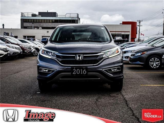 2016 Honda CR-V EX-L (Stk: 8R181A) in Hamilton - Image 2 of 19