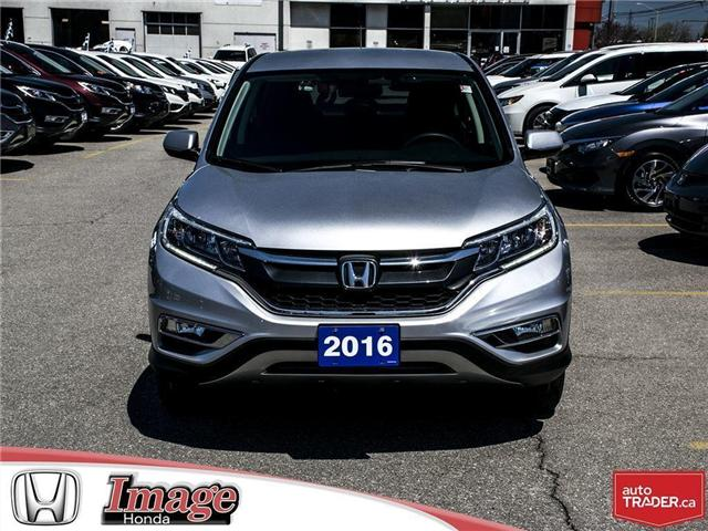 2016 Honda CR-V SE (Stk: 8P30A) in Hamilton - Image 2 of 19