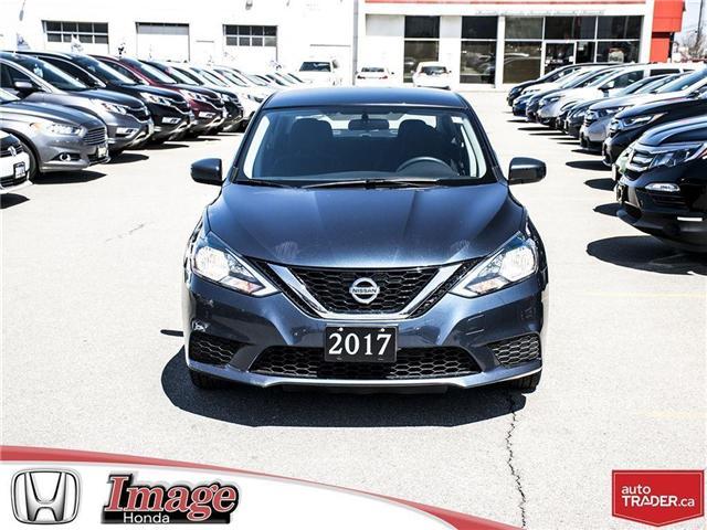 2017 Nissan Sentra  (Stk: OE4130) in Hamilton - Image 2 of 17