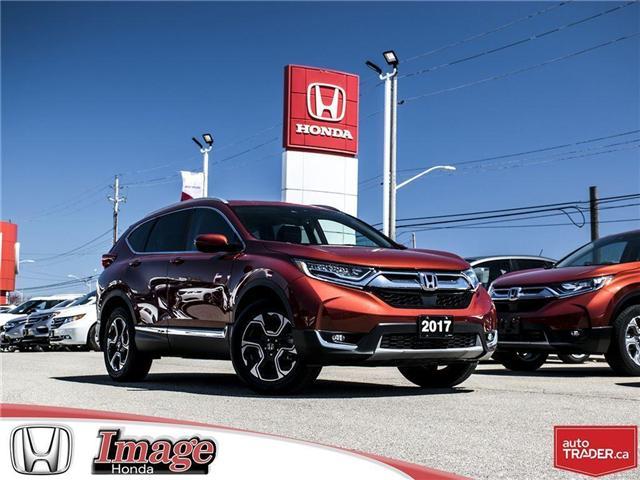 2017 Honda CR-V Touring (Stk: OE4135) in Hamilton - Image 1 of 19