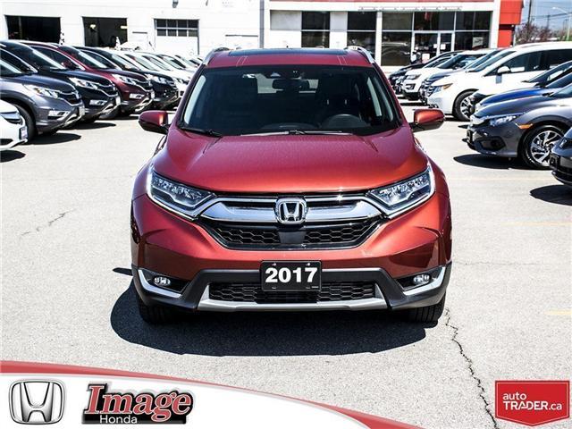 2017 Honda CR-V Touring (Stk: OE4135) in Hamilton - Image 2 of 19