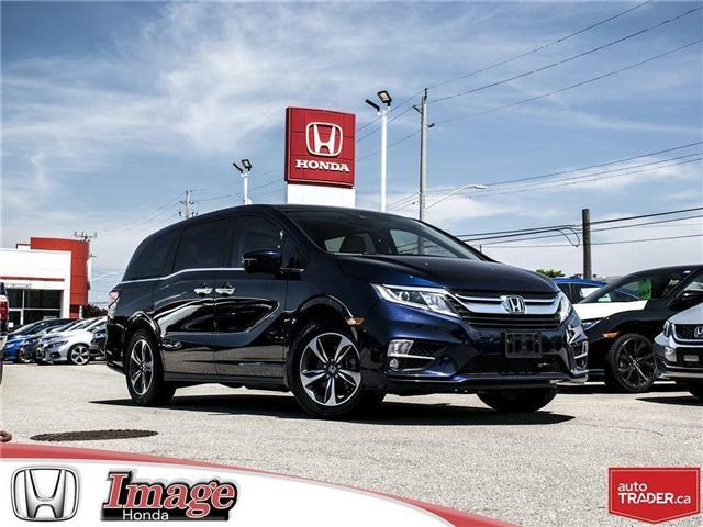 2018 Honda Odyssey EX-L (Stk: OE4150) in Hamilton - Image 1 of 20