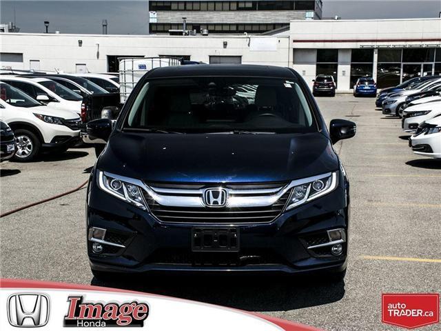 2018 Honda Odyssey EX-L (Stk: OE4150) in Hamilton - Image 2 of 20