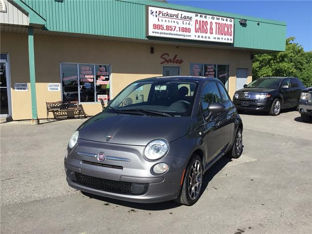 2012 Fiat 500 Pop (Stk: -) in Bolton - Image 1 of 15