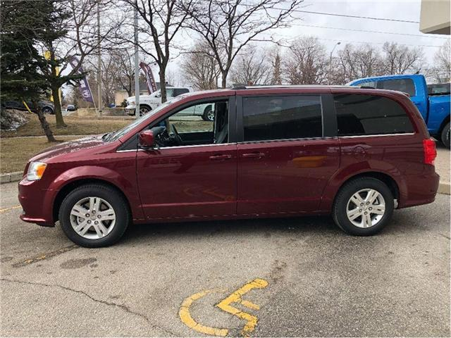 2017 Dodge Grand Caravan Crew (Stk: 177186) in Toronto - Image 2 of 15