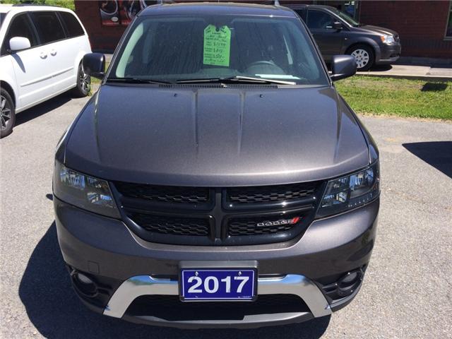 2017 Dodge Journey Crossroad (Stk: svg65) in Morrisburg - Image 1 of 6