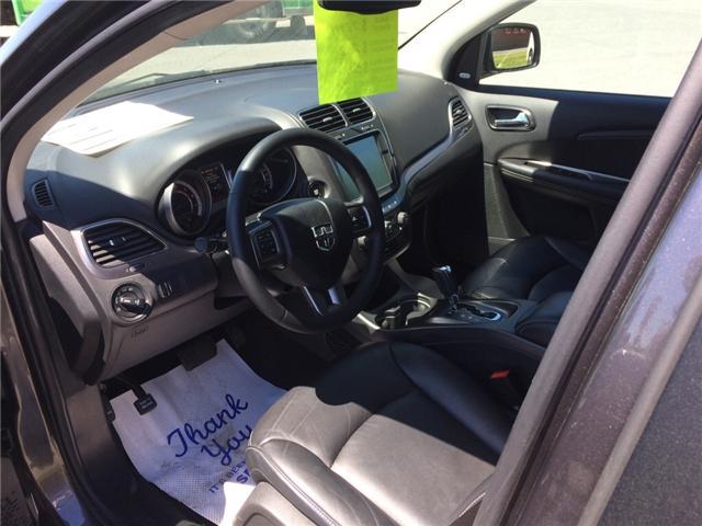 2017 Dodge Journey Crossroad (Stk: svg65) in Morrisburg - Image 4 of 6