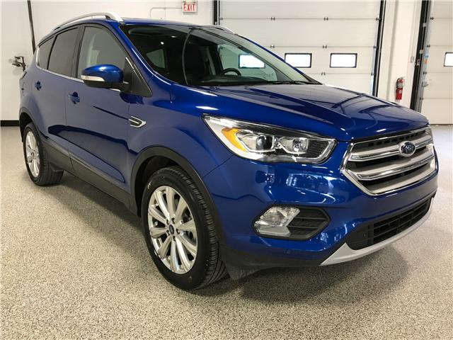 2017 Ford Escape Titanium (Stk: P11512) in Calgary - Image 2 of 12