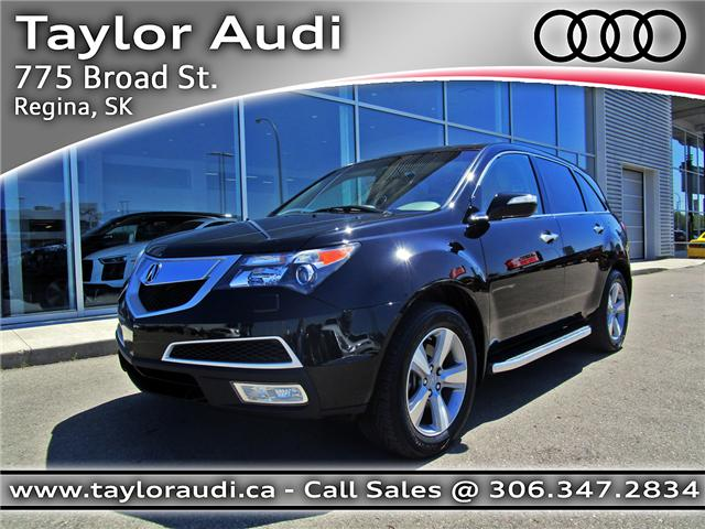2012 Acura MDX Technology Package (Stk: 1804282) in Regina - Image 1 of 29