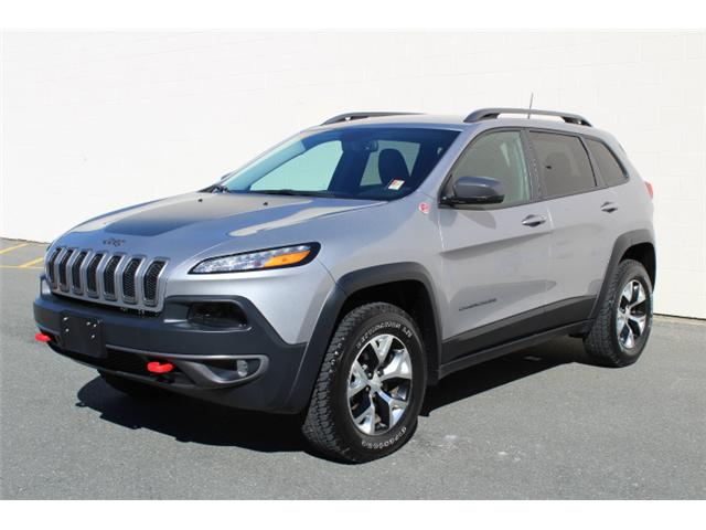 2018 Jeep Cherokee Trailhawk (Stk: S112291A) in Courtenay - Image 2 of 30