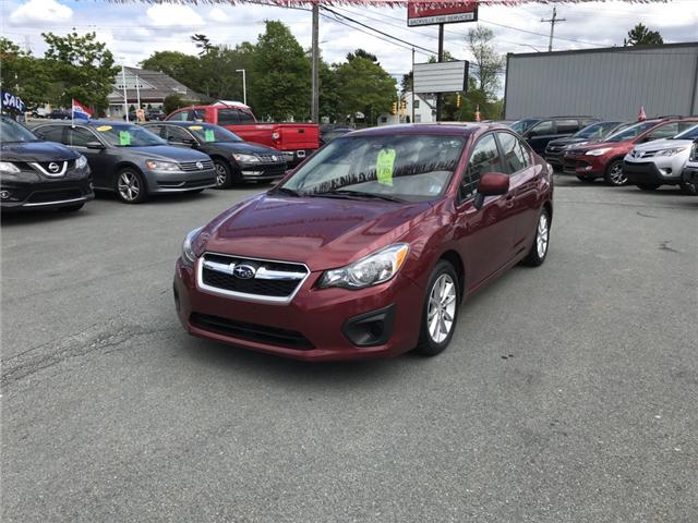2014 Subaru Impreza 2.0i Touring Package (Stk: U12080) in Lower Sackville - Image 1 of 7